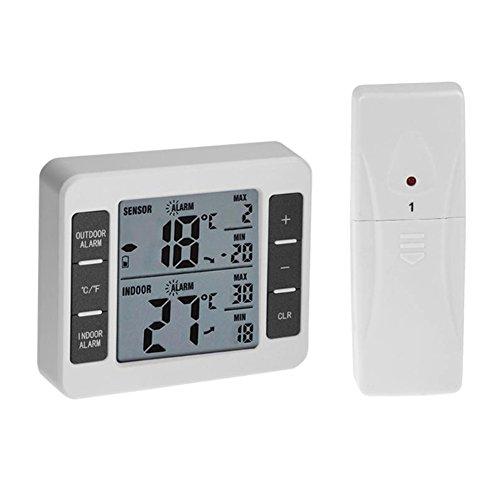 Coomir Digitale Thermometer met afstandsbediening Sensor zender Koelkast Outdoor Temperatuur Meter