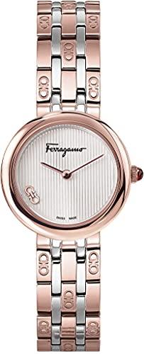 Salvatore Ferragamo Ferragamo Signature SFNL00620 - Orologio al quarzo da...