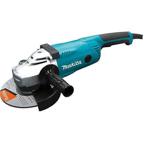 "Makita GA7021 7"" Angle Grinder, with AC/Dc Switch"