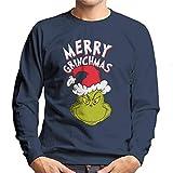 The Grinch Merry Grinchmas Men's Sweatshirt