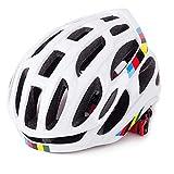 HJOMX Casco De Ciclismo Cascos De Bicicleta DeCiclismo Casco De Ciclismo Ultraligero MTB Road Mujeres Hombres Seguridad Casco De Ciclismo Capacetes, 2
