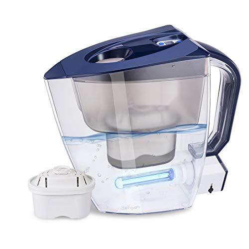 GOSOIT Tischwasserfilter mit UV-Lampen-Desinfektion