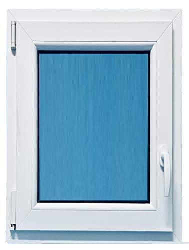 ECO-BLU VENTANA PVC 800x1000 mm OSCILOBATIENTE IZQUIERDA BLANCO