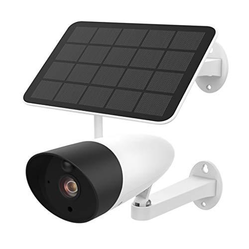 YWYW Fotocamera Solare, WiFi Monitor Remoto PIR Sensore Radar Scheda SD Allarme HD Impermeabile A Due Vie Voce della Macchina Fotografica Interna Ed Esterna