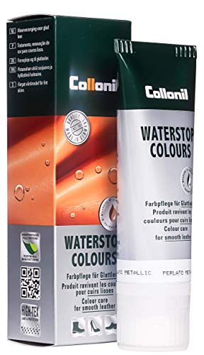 Collonil Waterstop Colours Schuhcreme perl. metallic, 75 ml