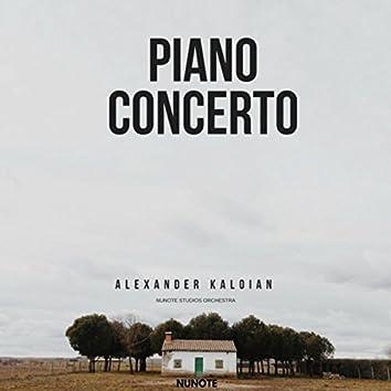 Kaloian: Piano Concerto