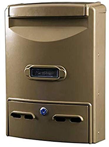 RYYAIYL Wall Mounted Mailbox - Best for Voting, Charity, Ballot, Survey, Raffle, Contest, Suggestions, Tips, Comments
