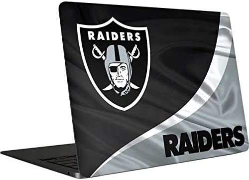 Skinit Decal Laptop Skin Compatible with MacBook Air 13in 2020 Officially Licensed NFL Las Vegas product image
