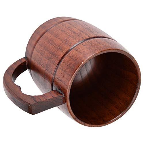 Jarra de cerveza de Seacanl de madera duradera para beber café