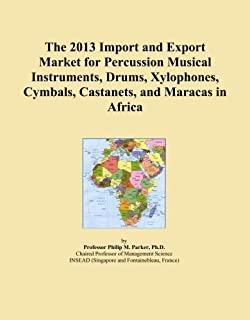 The 2013 Import and Export Market for Percussion Musical Instruments, Drums, Xylophones, Cymbals, Castanets, and Maracas in Africa