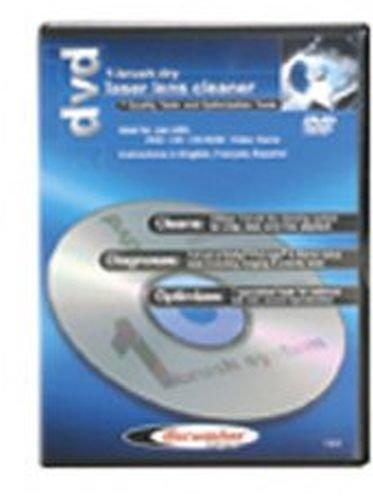 DISCWASHER 1502 DVD Laser Lens Cleaner