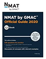 NMAT by GMAC Official Guide 2020
