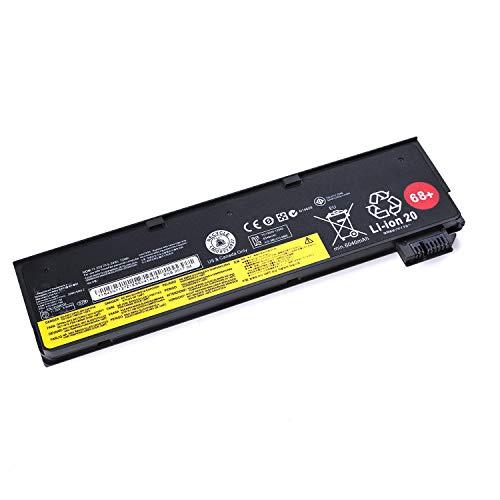 onlyguo 68+ 0C52862 0C52861 Baterías PC Portátil para Lenovo ThinkPad T440 T440s T450 T450s T460 T460p T470p T550 T560 X240 X250 X260 X270 W550 W550s L450 L460 L470 45N1126 45N1127 11.22V 72wh