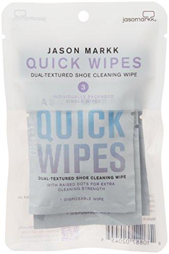 Jason Markk Quick Wipes 3 Pack Shoe Cleaning Wipe