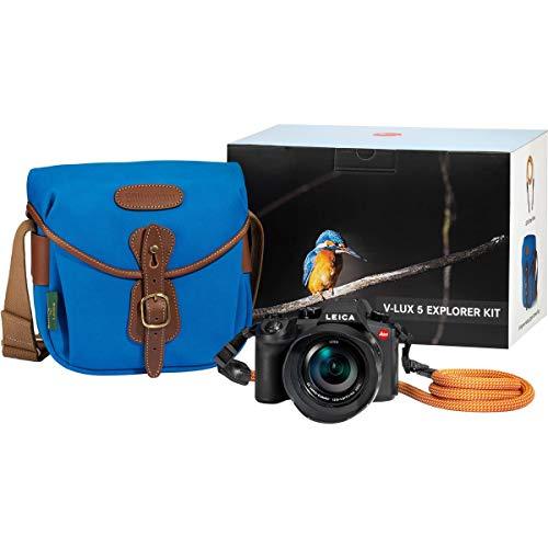 Leica V-Lux 5 Explorer Kit with 20.1MP Digital...
