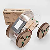 STEAMCODE STEAM STEM Educational Science Kits Woodworking Kits - Flipping Bus DIY Wooden Bionic Robot for Kids & Teens - Great Gifts for Boys and Girls - Inspire Engineering Talent