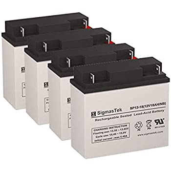 UPSBatteryCenter DLA2200 APC Dell Smart-UPS 2200VA DLA2200 Compatible Battery Pack Replacement