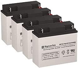 APC SUA2200 UPS Replacement Batteries - Set of 4