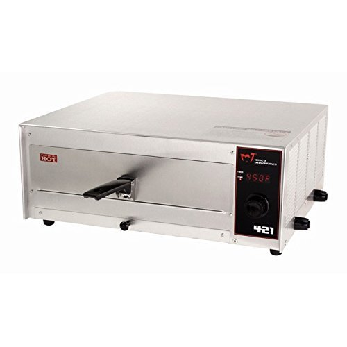 WISCO INDUSTRIES, INC. 421 Pizza Oven, LED Display