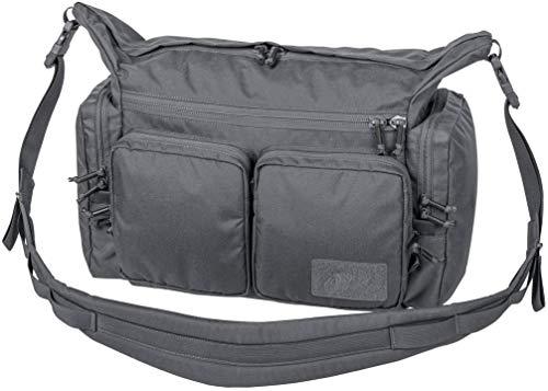 Helikon-Tex Wombat Mk2 - sac à bandoulière urbain, Mixte, Gris ombre, taille unique