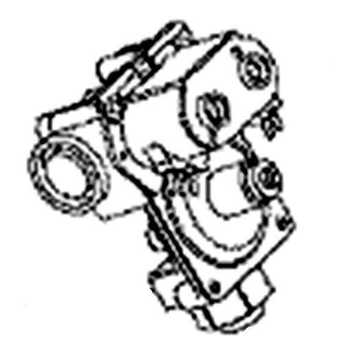 Samsung DC62-00201B Dryer Gas Valve Genuine Original Equipment Manufacturer (OEM) Part