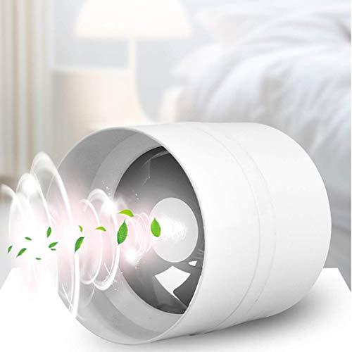 Extractor De Baño, Aficionado al extractor de baño, ventilador de la tubería del extractor de la cocina Ventilador de la tubería 110pvc, baño 4 pulgadas ventilación ventilador pequeño aseo doméstico