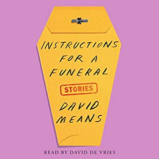 Instructions for a Funeral cover art