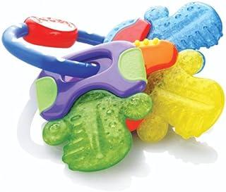 Nuby ICY - Llavero para cometa de comida, multi surfaced, 1 unidad, Multicolor