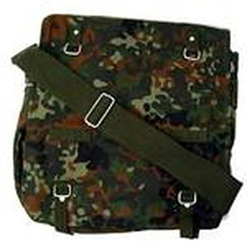 Armeeverkauf Birkhausen BW Kampftasche, groß Farbe: Flecktarn