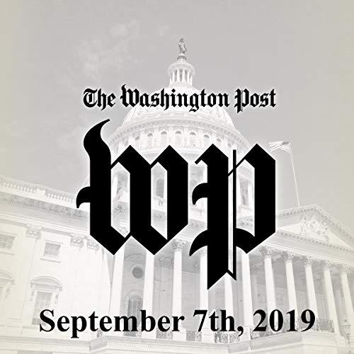 September 7, 2019 audiobook cover art