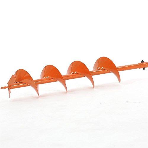 FUXTEC Erdbohrer 150 mm mit 20 mm Schaftaufnahme und 760 mm Länge