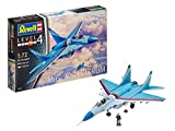 Revell-Mig-29S Fulcrum Maqueta Avión, 12+ Años, Multicolor (03936)