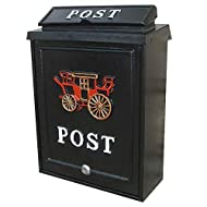 Inglenook Post Box With Carriage