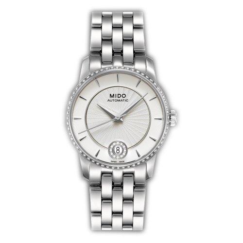 Mido Reloj Analógico para Mujer de Automático con Correa en Acero Inoxidable M007.207.61.036.00