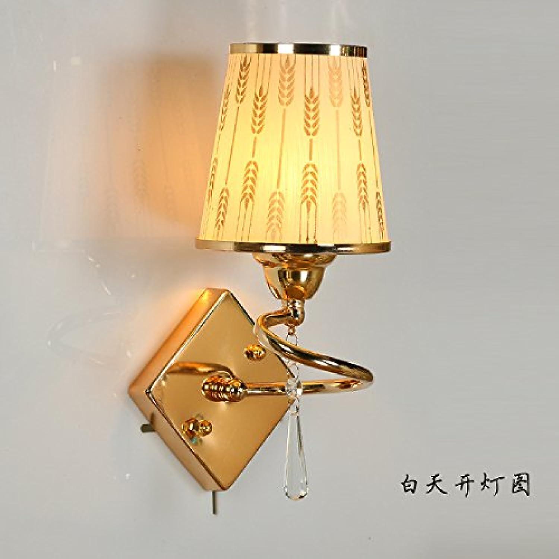 FDH Die Schlafzimmer sind modern und einfach Bett Lampen, 130  280 Wandleuchten (mm), Dual Head
