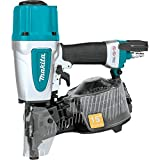 Makita AN613 Pneumatic 15° 2-1/2' Siding Coil Nailer