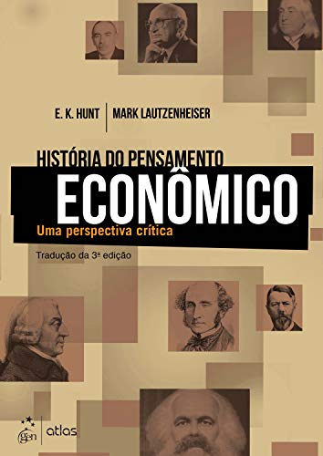 História do Pensamento Econômico - Uma Perspectiva Crítica