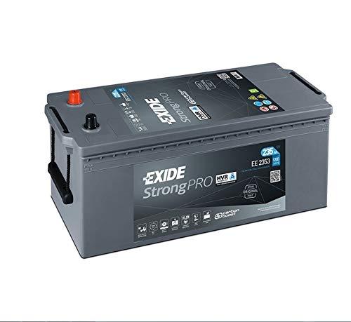 EE2353 12V/235Ah StrongPro EFB+ absolut wartungsfrei maximale Rüttelfestigkeit
