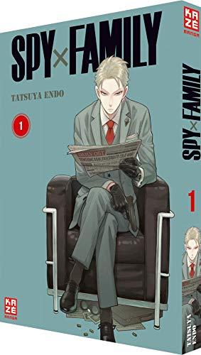 Buchseite und Rezensionen zu 'Spy x Family - Band 1' von  Tatsuya Endo