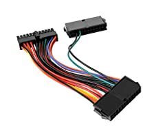 Perfect for Crypto currency Mining Builds Support Extreme multi-GPU Configurations No switch/PCB Required 150mm Length Cable 1 Year Warranty