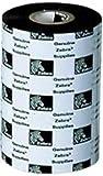 Zebra 2300 Wax, 33mm x 74m cinta para impresora - Cinta de impresoras matriciales (33mm x 74m, TLP2844,TLP3842, TLP384, Transferencia térmica, Negro, 3,3 cm, 74 m, 12 pieza(s))
