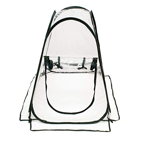 J.AKSO Kit Serra Mini - Kit Serra portatile per Serra da giardino per Uso esterno e Interno