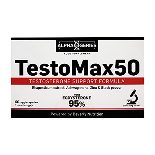Testosterona hombre. Testosterona pura con certificación GMP. Es la Testosterona hombre musculación de Beverly Nutrition. Los mejores suplementos para ganar masa muscular. Suplementos deportivos.