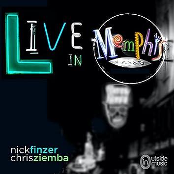 Nick Finzer & Chris Ziemba Live in Memphis