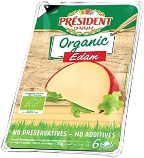 Organic Edam Cheese Slices 150 GR