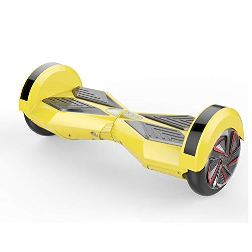Patinete eléctrico autoequilibrado de Dos Ruedas de 8 Pulgadas, Regalo para niños, Adolescentes y Adultos