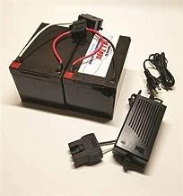 MLToys 24v Conversion Kit for 12V Power Wheels Vehicles