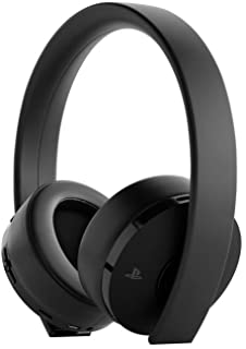 Sony Wireless Stereo Headset - Gold Black