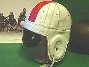 Past Time Sports South Carolina Gamecocks Leather Football Helmet