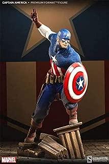 Marvel 1/4 Scale Premium Format Figure: Captain America